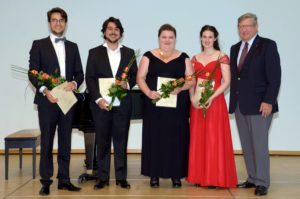 Carolin Marquard Wagner Stipendium 2015
